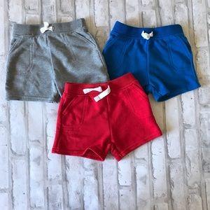 3 Garanimals shorts